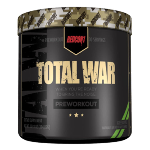RedCon 1 Total War Pre Workout Green Apple