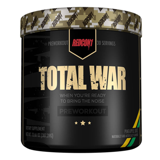 RedCon 1 Total War Pre Workout Pineapple Juice