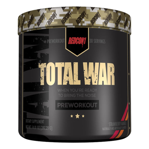 RedCon 1 Total War Pre Workout Strawberry Mango