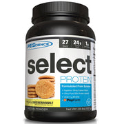 PeScience Select Protein Amazing Snickerdoodle 27 Servings