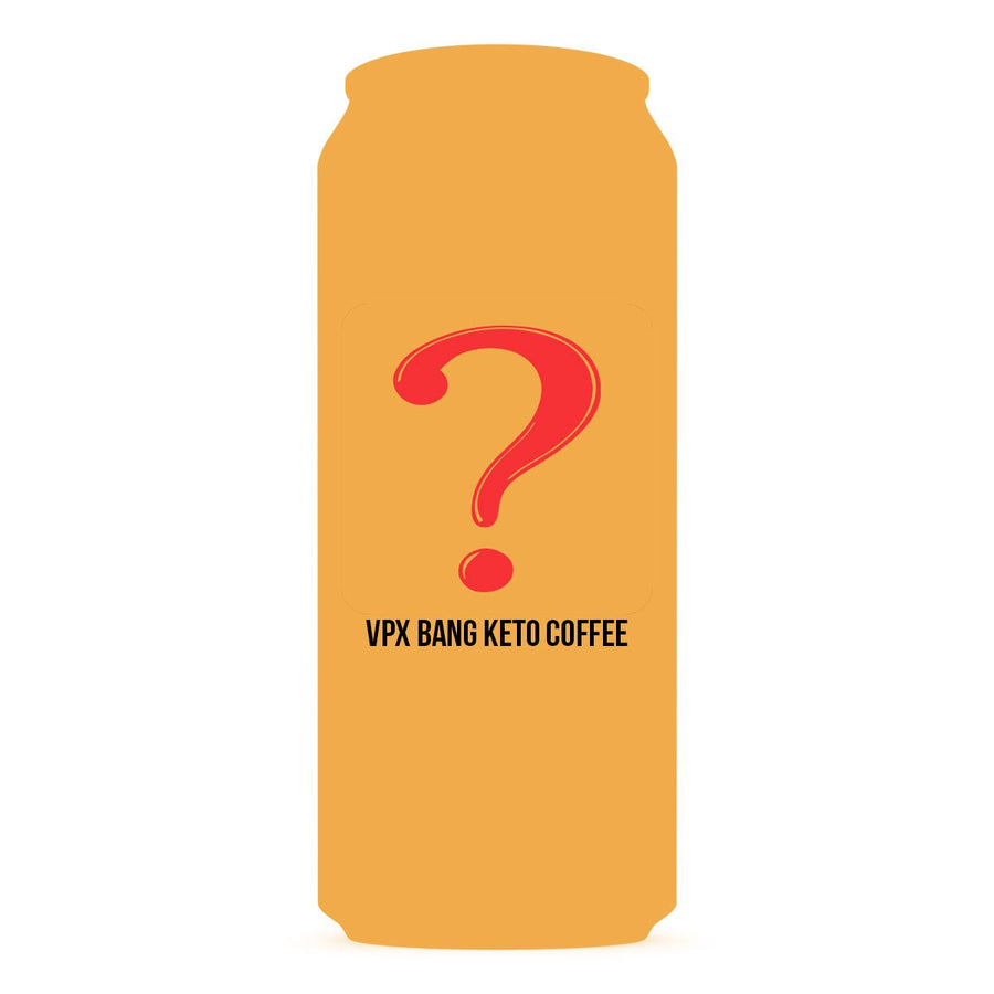 VPx Sports BANG KETO Coffee