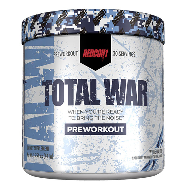 Redcon1 Total War White Walker Pre Workout Game of Thrones