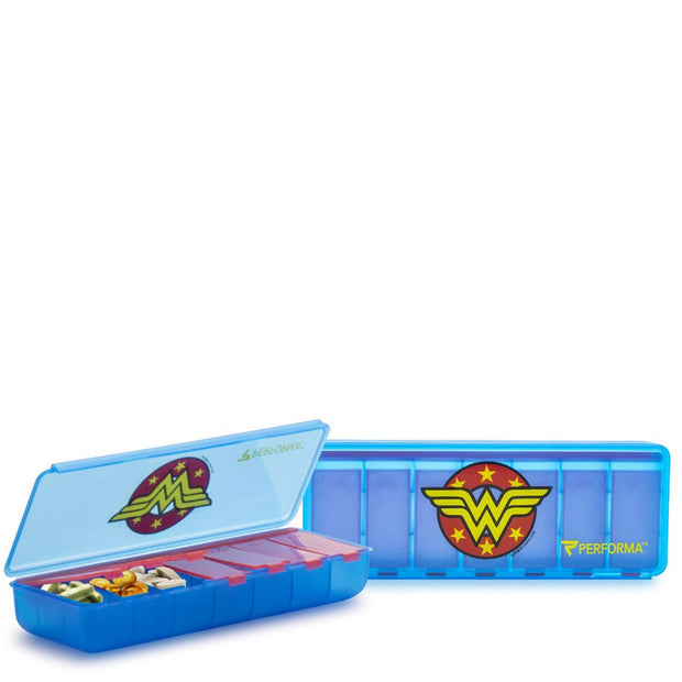Proforma Perfect Shaker 7 Day Pill Case Wonder Woman