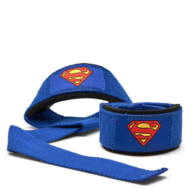 Performa Lifting Strap by Perfectshaker Superman