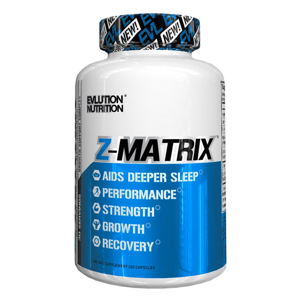 EVL Nutrition Sleep Aid Z Matrix