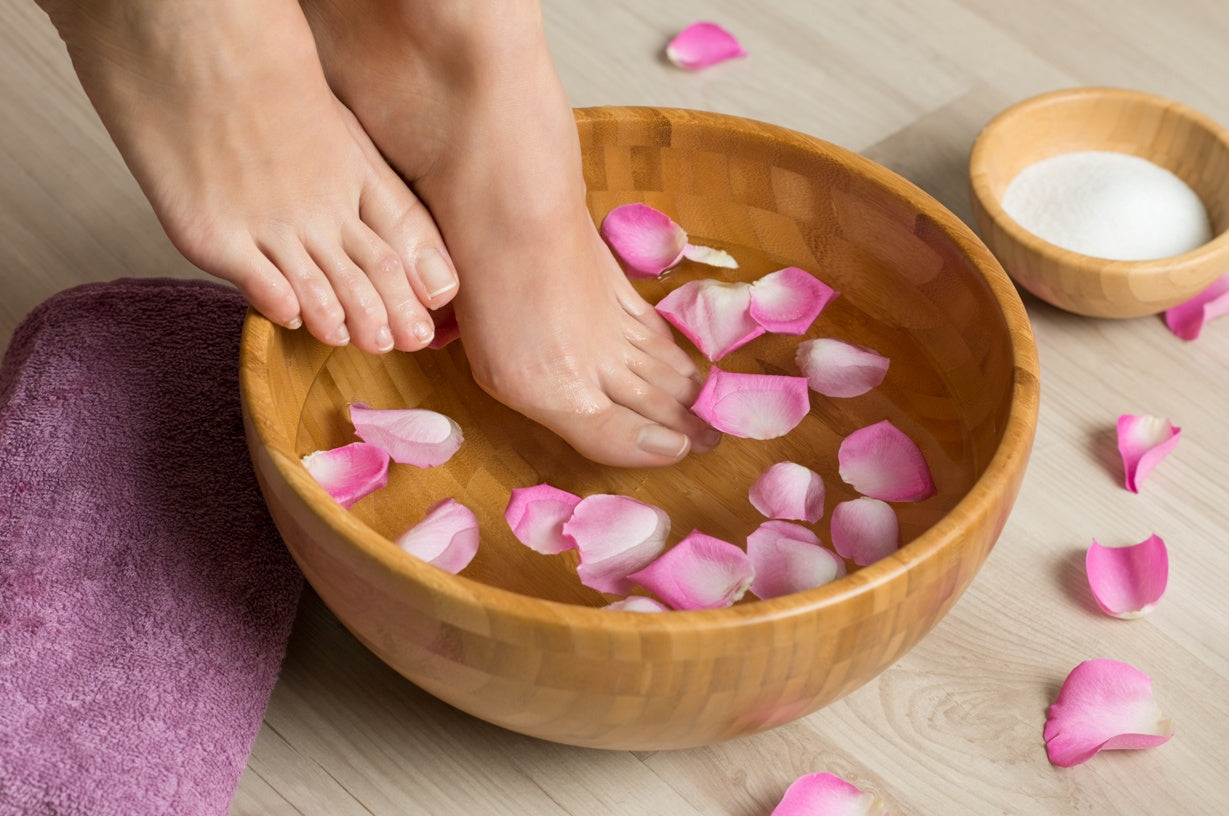 How to Get Rid of Stinky Feet: The Complete Guide