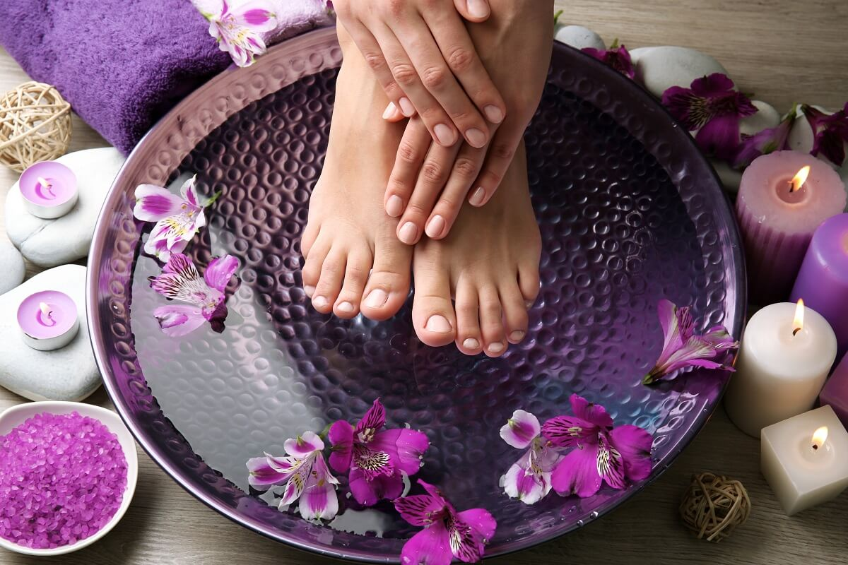 8 Pedicure Tips to Help Pamper Your Feet at Home