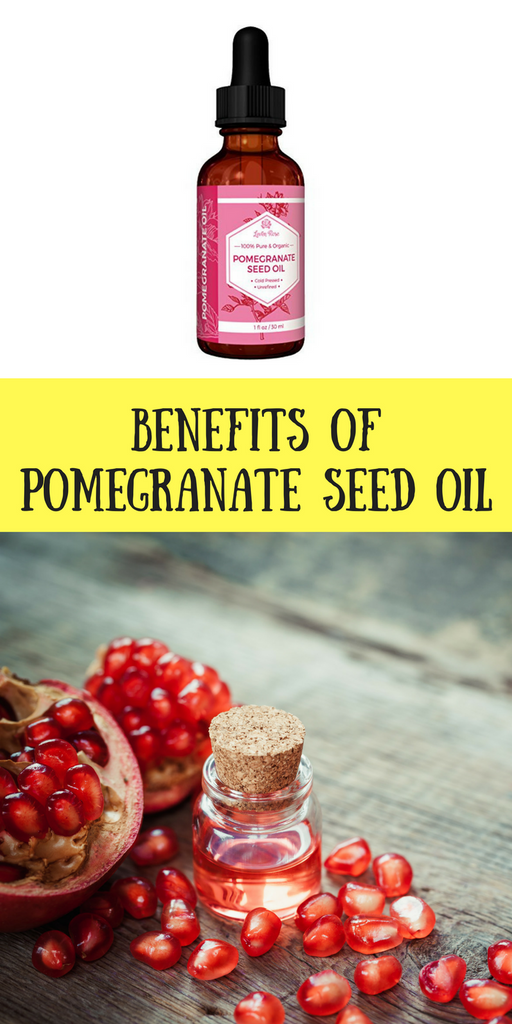 Pomegranate Seed Oil - Why You Should Be Using It, How You Should Be Using It and Where You Can Find It
