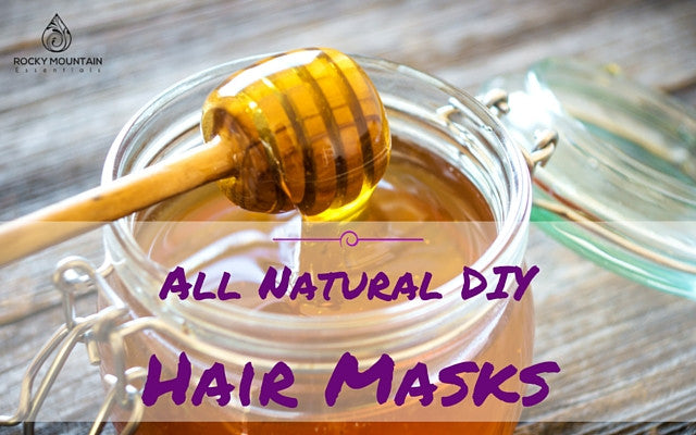 The Best Homemade Hair Masks (8 All Natural DIY Recipes)