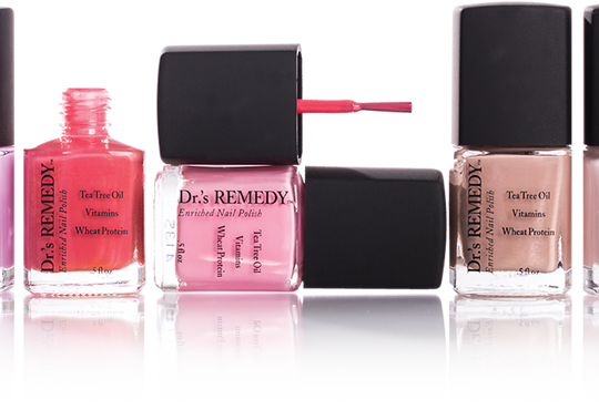 Dr. Remedy Nail Polish - 100% Organic Care for Your Nails