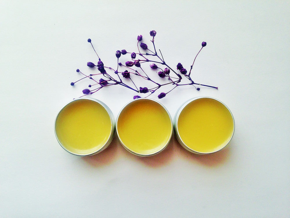 Homemade Sweet Orange & Honey Lip Balm