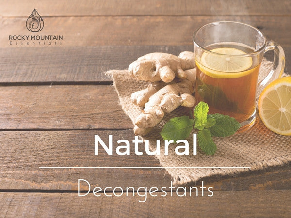 Herbal and Natural Decongestants