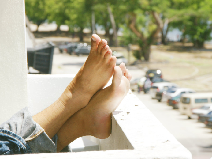 7 steps to happy and healthy feet