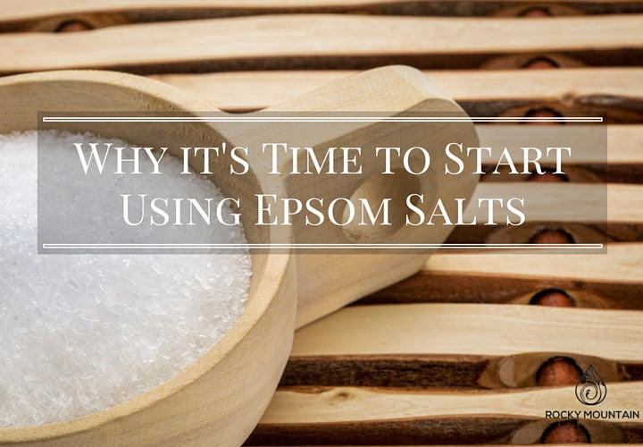 What Epsom Salt is and why you should Use it to Soak Your Feet