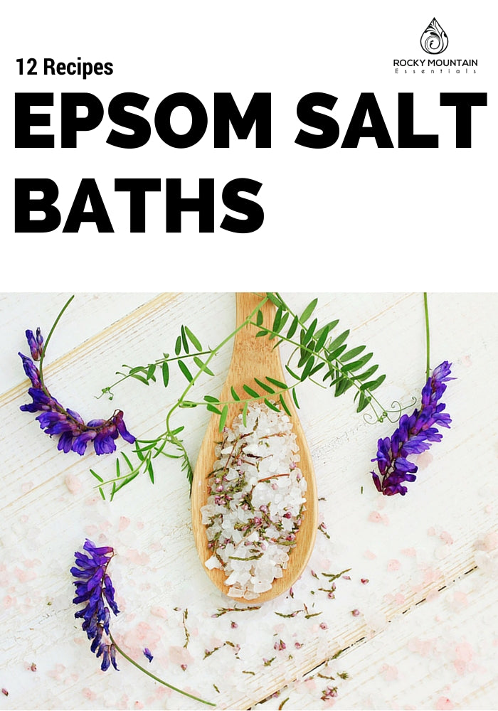 DIY Epsom Salt Detox Bath