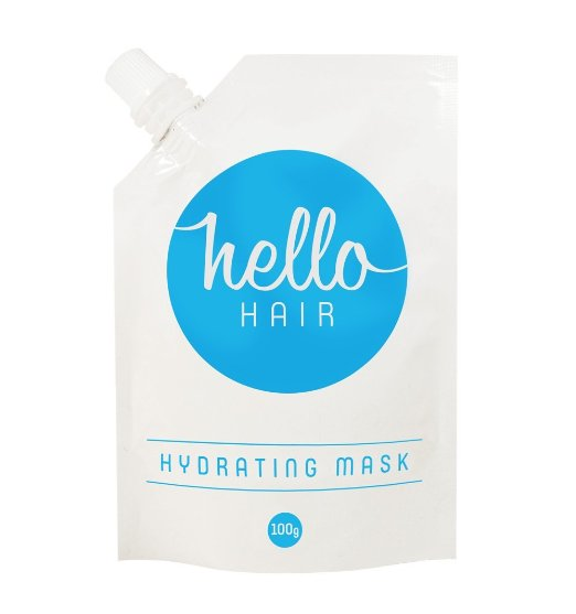Organic Hydrating Hair Mask