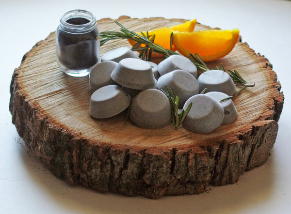 Coconut Activated Charcoal Soap for Acne