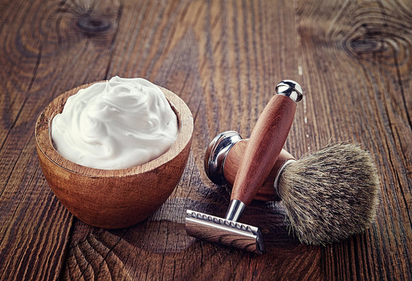 DIY Shaving Cream for Men