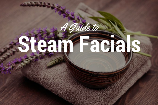 Homemade Steam Facial with Herbs