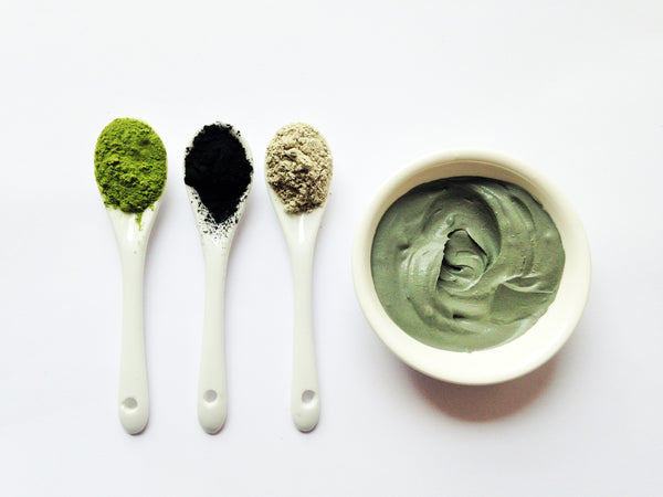 Homemade Facemask Ingredients