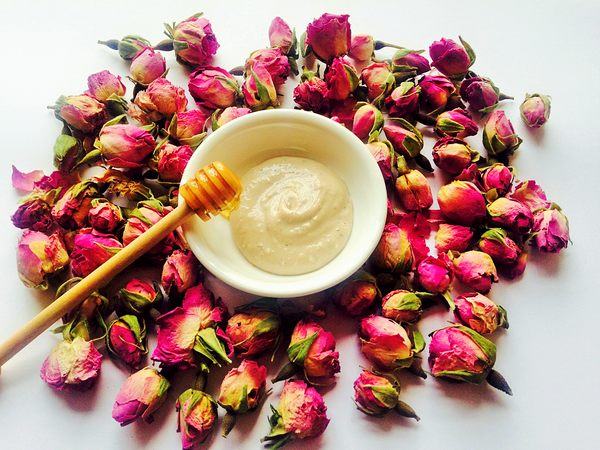Homemade Manuka Honey Facemask