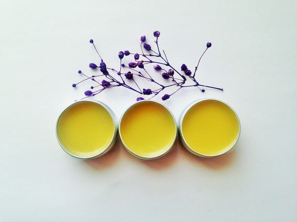 Homemade Manuka Honey Lip Balm