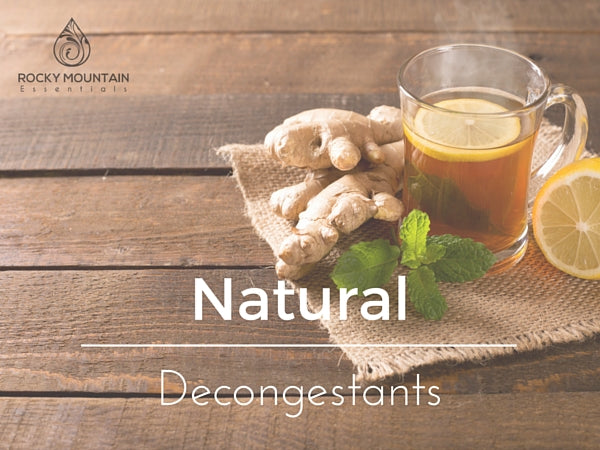 Natural Decongestants