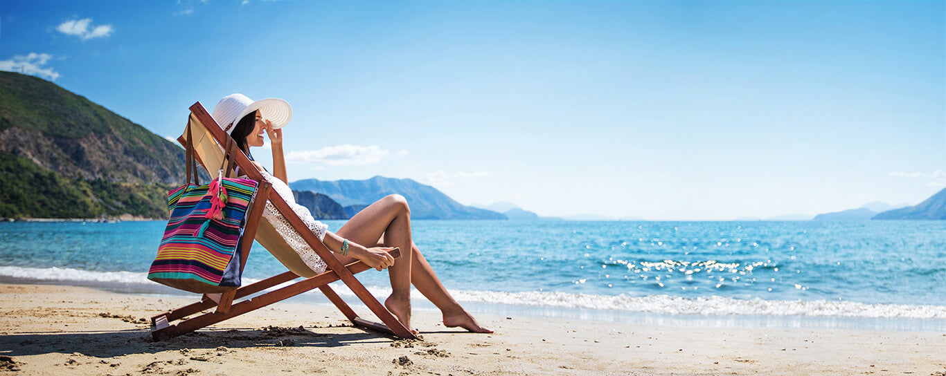 Summer Beauty Tips for the Beach