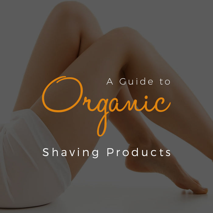 Organic Shaving Creams, Lotions and Oils
