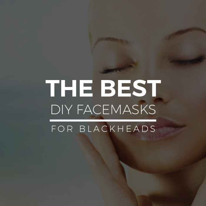 DIY Facemasks for Blackheads