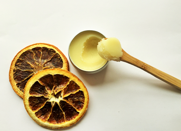Honey Lip Balm with Sweet Orange