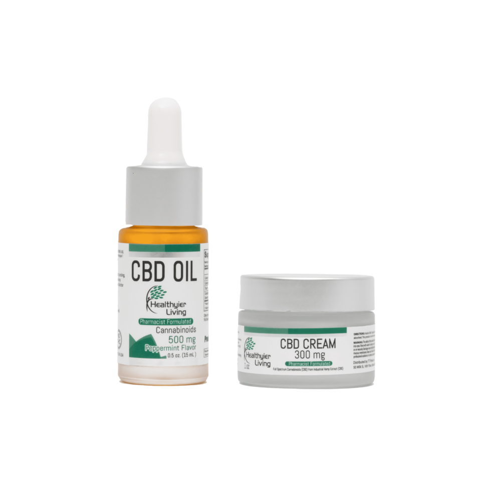 CBD STARTERS BUNDLE