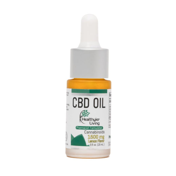 Healthyier Living CBD Oil