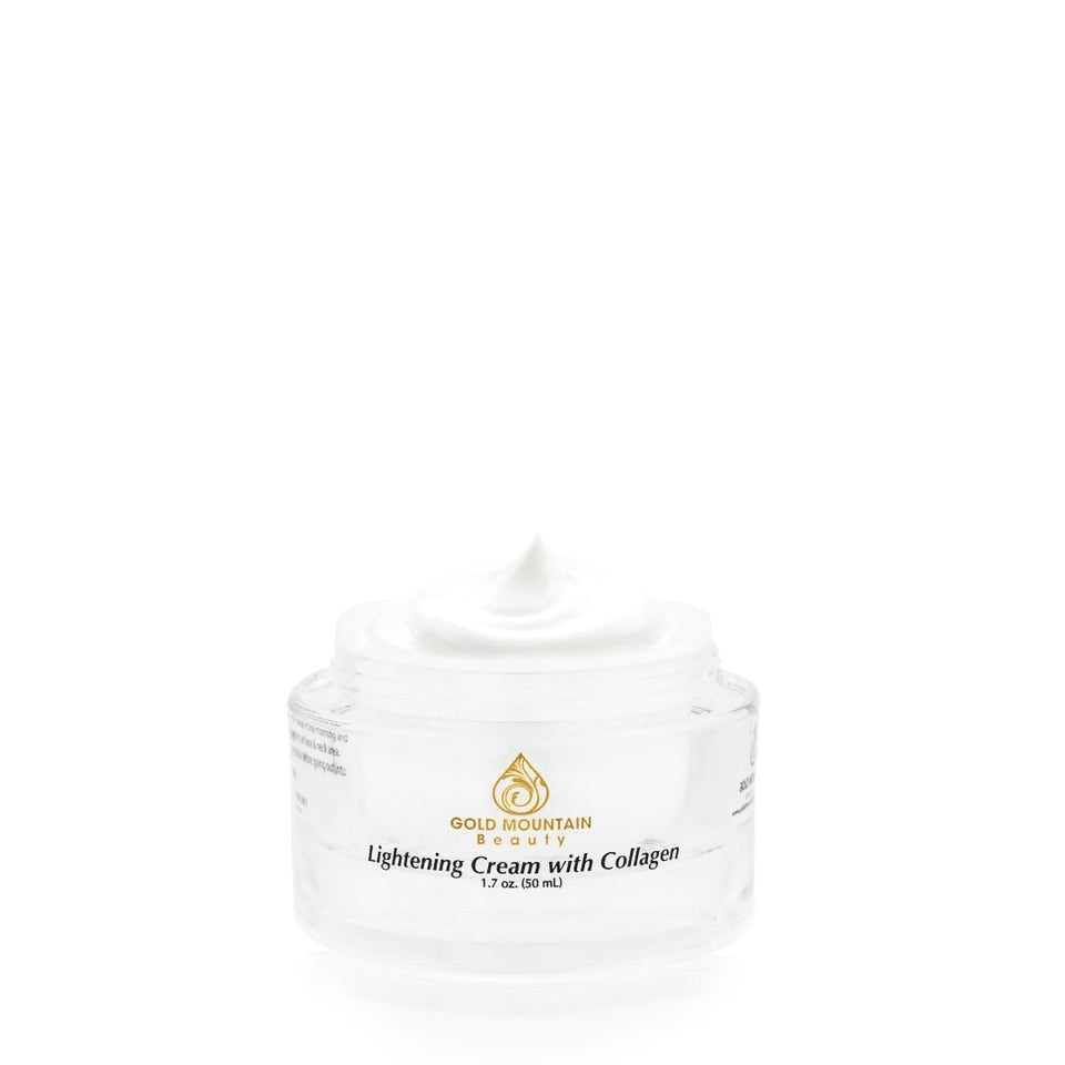 Collagen Cream: Skin Lightening & Whitening Cream