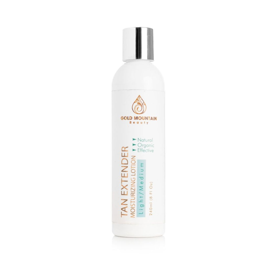 Self Tanner & Tan Extender Lotion 2 in 1