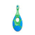 Toddler Toothbrush Green