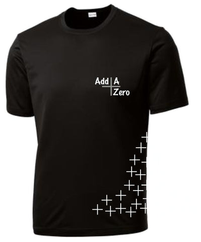 Add A Zero Men's Sport-Tek® PosiCharge™ Competitor™ Tee
