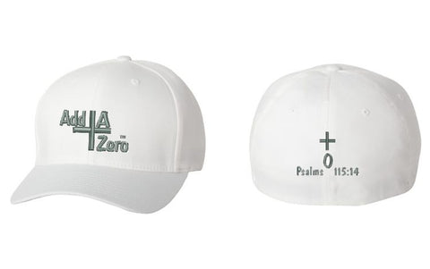 Add A Zero Flexfit - Structured Twill Cap