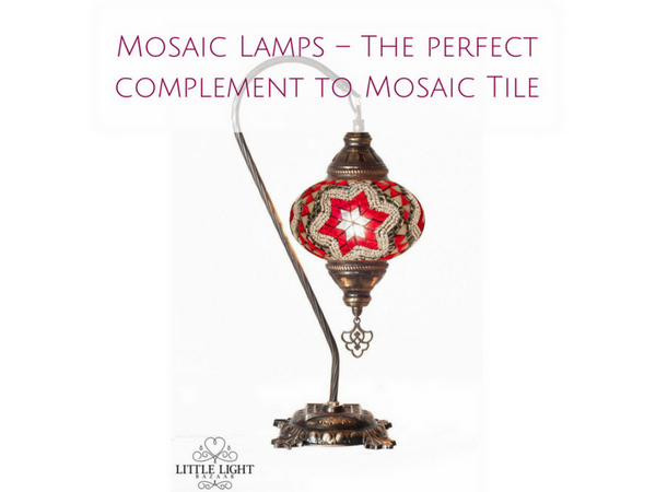 Mosaic Lights – The perfect complement to Mosaic Tile