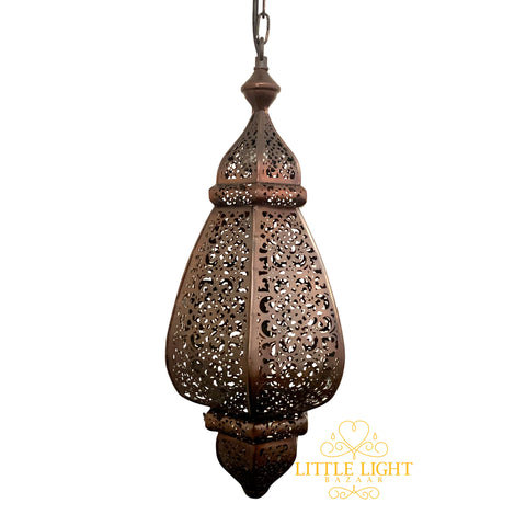 Layla Traditional Moroccan Floor Lamp