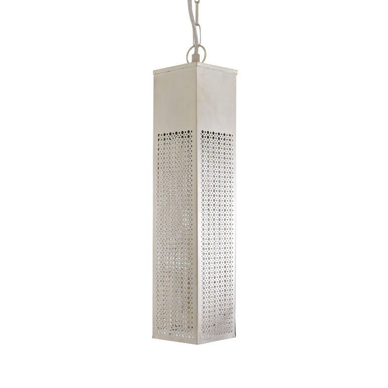 Asila Moroccan Square Pendant, Moroccan lighting, Little Light Bazaar