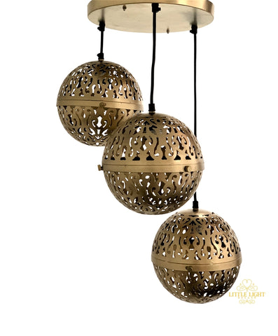 Esalia Moroccan Light Fixture