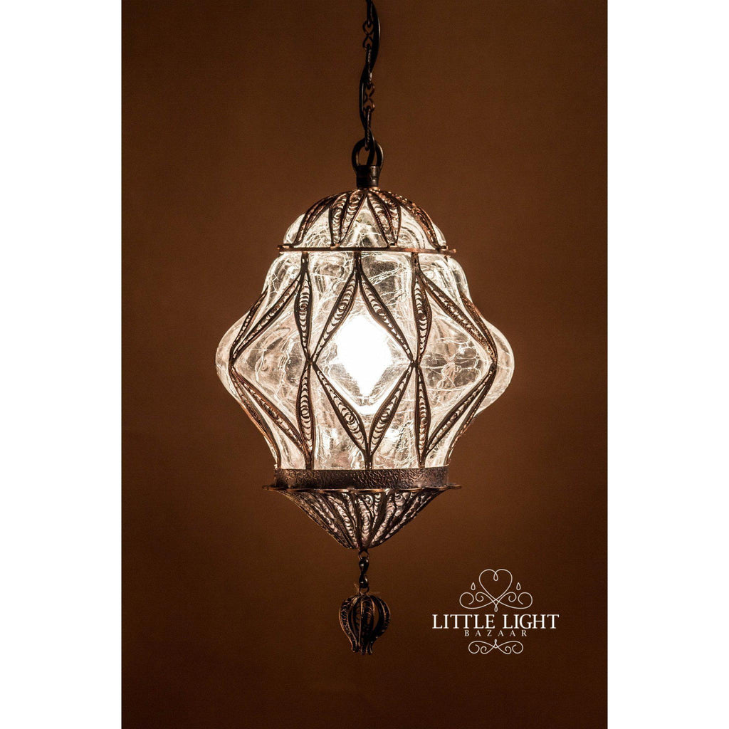 Amirah, Moroccan lighting, Little Light Bazaar