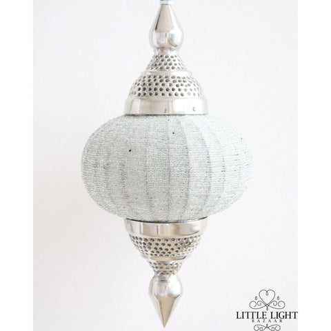 Bella Pierced Moroccan Light Pendant