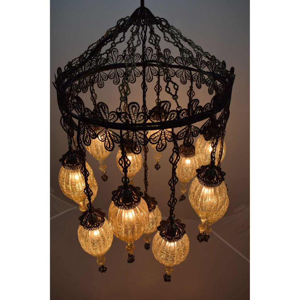 Anna Karenina, Moroccan lighting, Little Light Bazaar