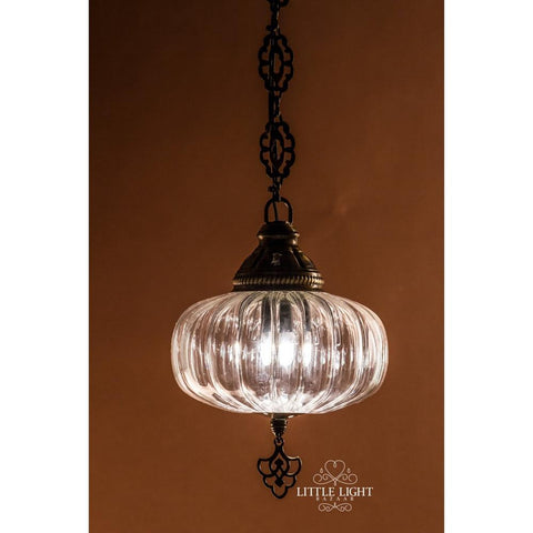 Genie Lamp - Silver Finish