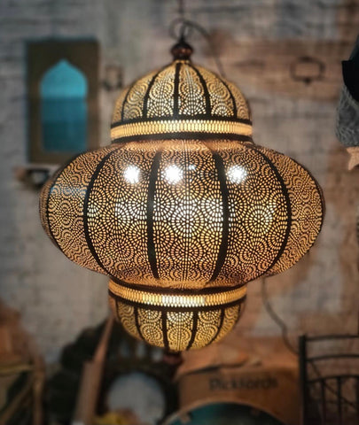 Starry Night Hanging Lantern