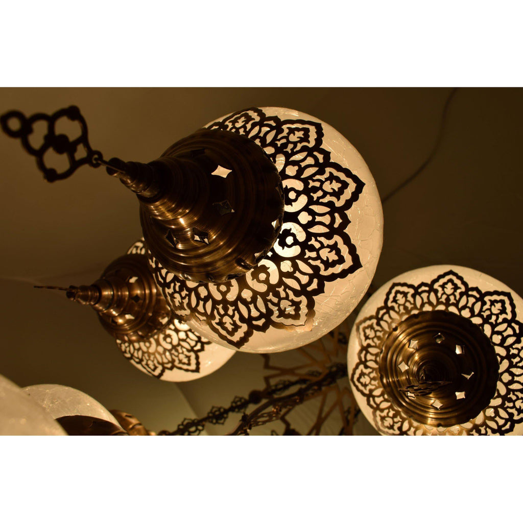 Marie Antoinette, Moroccan lighting, Little Light Bazaar