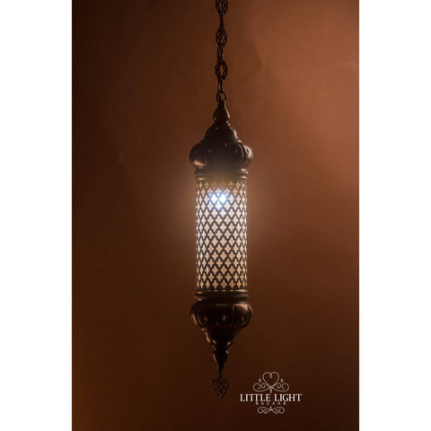 Moroccan Wall Sconce - Boho Decor - Moroccan Decor - Luna Sconce