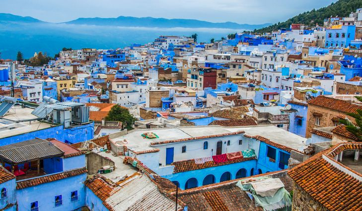 11 Must-See Colorful Places in the World